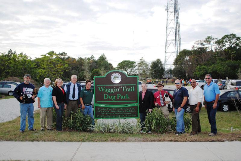 Waggin Trails Dog Park