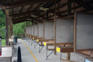 Robert Strickland Shooting Range