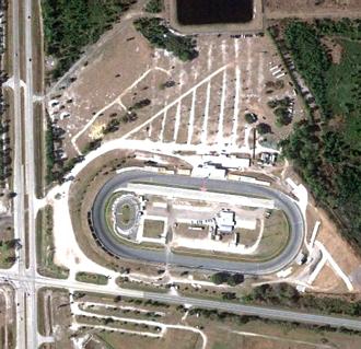 Auto Racing  Smyrna Florida on New Smyrna Beach Speedway