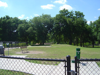Barkley Square Dog Park
