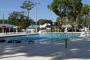 Cypress Aquatic Center