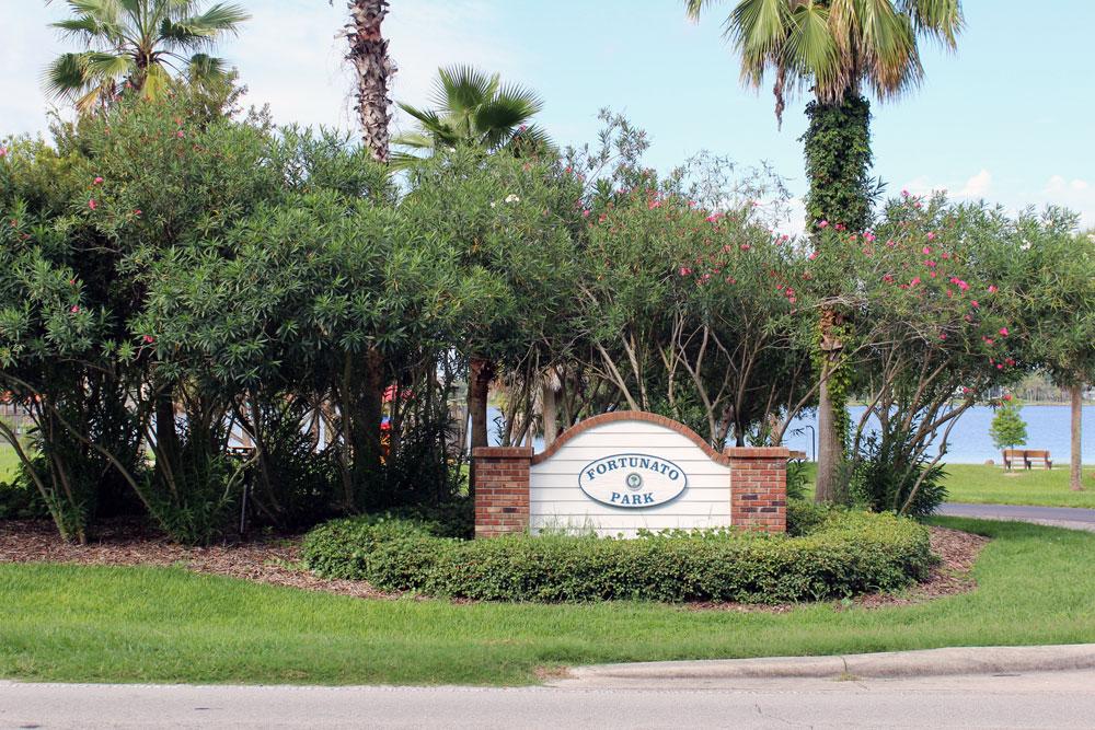 Fortunato Park Ormond Beach Florida