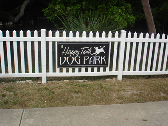 Happy Tails Dog Park