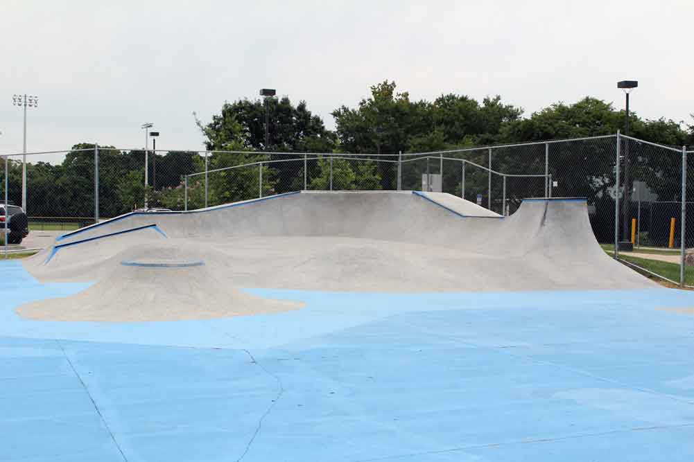 Florida Skateparks Map.Nova Community Park
