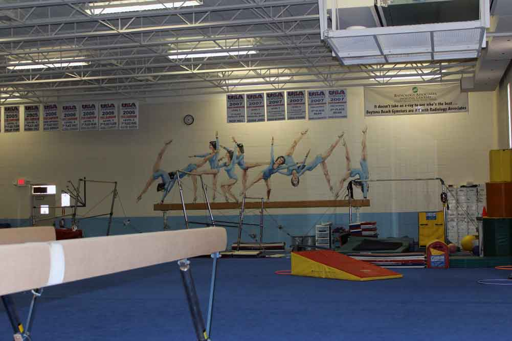 Schnebly Recreational Center Amp Gym