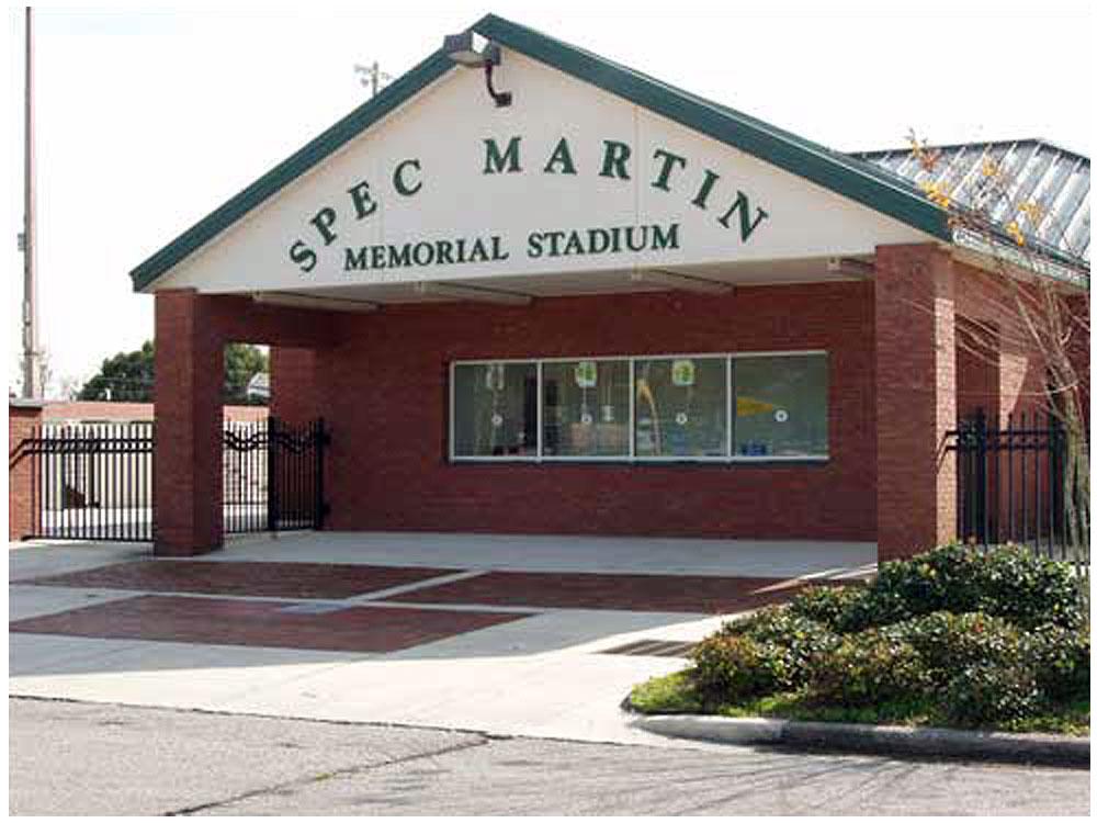 Spec Martin Stadium