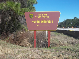 Tiger Bay State Forest Park
