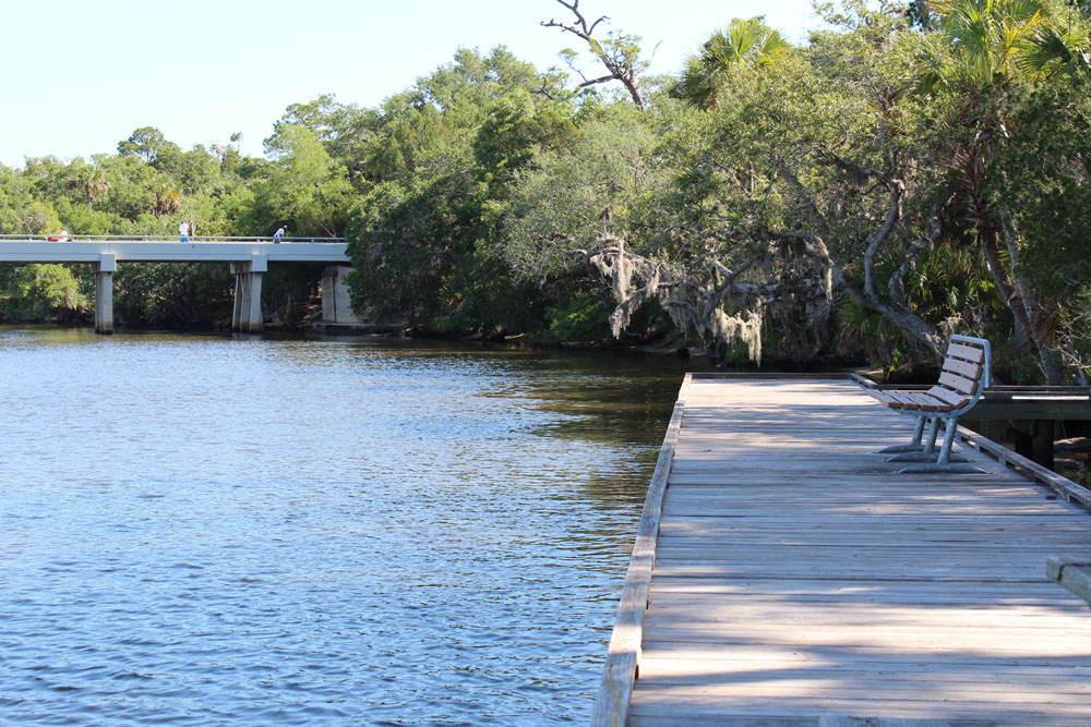 Tomoka Oaks Boat Ramp