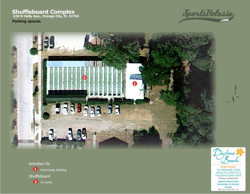 Shuffleboard Complex