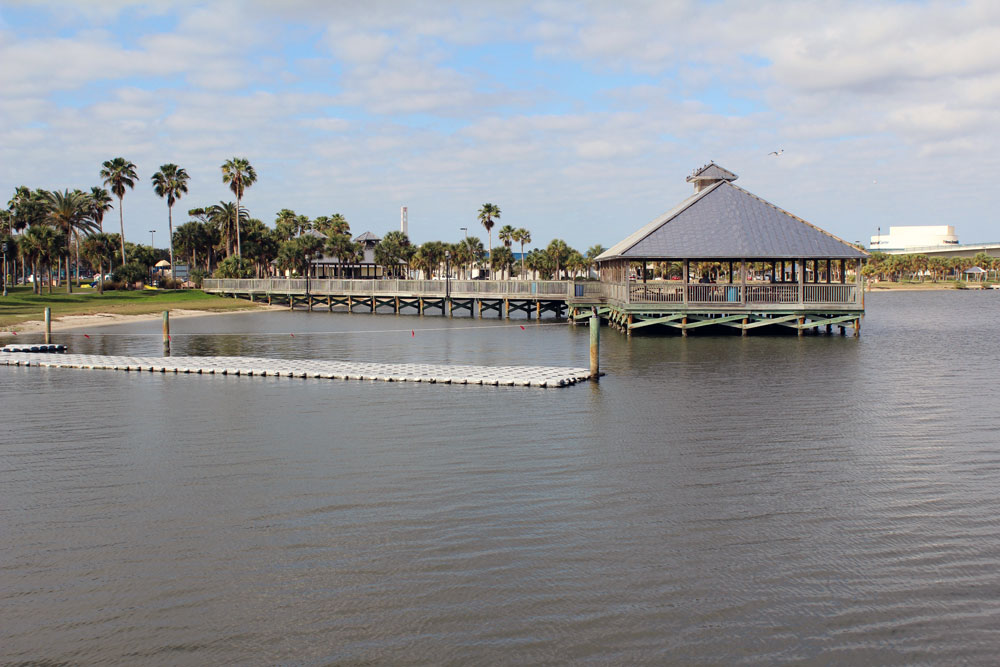 City Island Park Of Daytona Beach