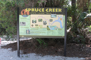 Spruce Creek Canoe Trail